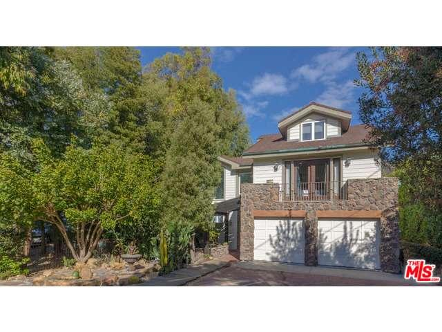 20713  ROCKCROFT Drive, Malibu in Los Angeles County, CA 90265 Home for Sale