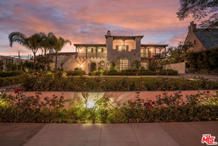 805 North LINDEN Drive, Beverly Hills, California