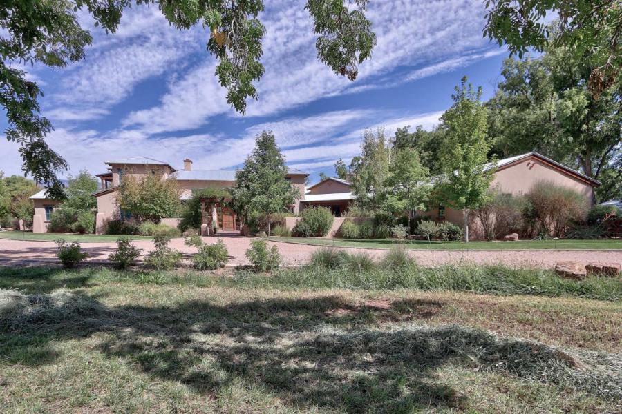 7412 Rio Grande Boulevard, Albuquerque North Valley, New Mexico