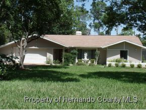 One of Spring Hill 4 Bedroom Pool Homes for Sale