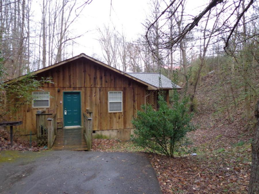 One of Pigeon Forge 1 Bedroom Mountain View Homes for Sale