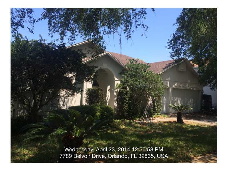 7781 BELVOIR DRIVE, one of homes for sale in Orlando - Metro West