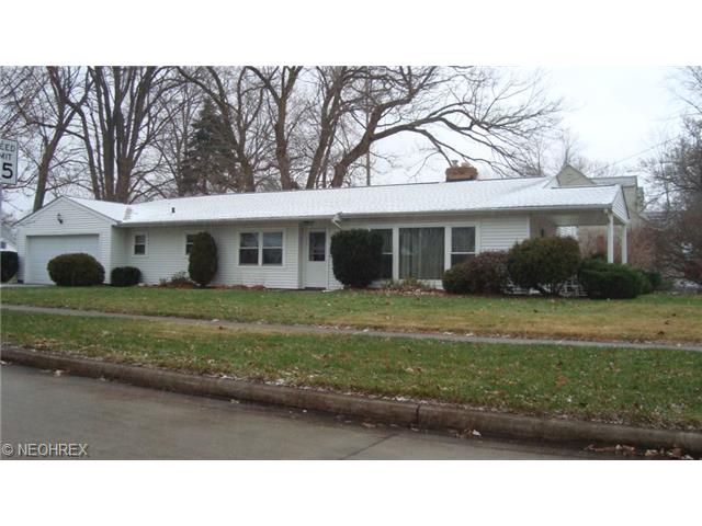 One of Mentor 3 Bedroom Ranch Homes for Sale
