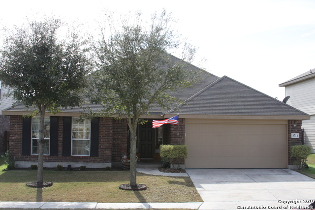 8711 GAVEL GATE, Converse in Bexar County, TX 78109 Home for Sale