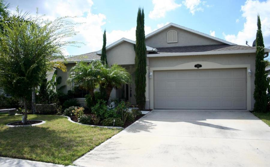 One of Melbourne West 3 Bedroom Gated Homes for Sale